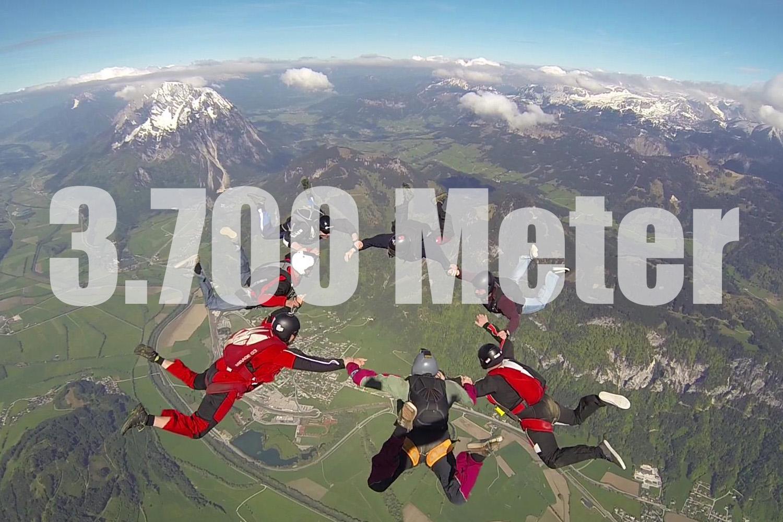 3700Meter